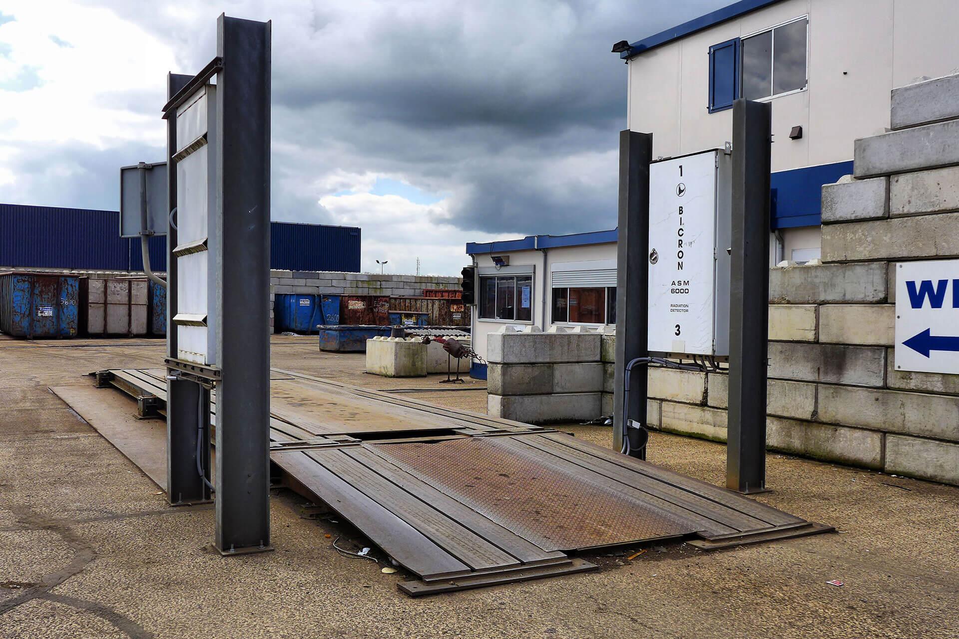 Container huren bij Schrijver BV Zutphen